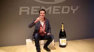 That Is A Big Ass Bottle Of Champagne That Remedy Has