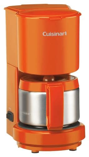 However, we do offer alternate models that may suit your needs. Best Buy: Cuisinart 4-Cup Coffeemaker Orange DCC450OR