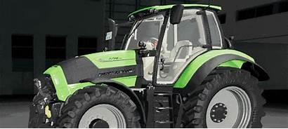 Deutz Fahr Ttv Series Fs19 Tractor Loader
