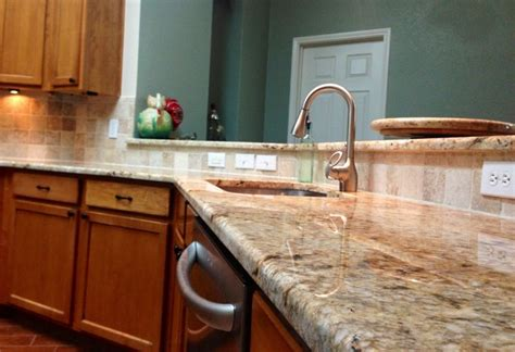 Kitchen Countertops Hawaii by Hawaii Traditional Kitchen Dallas By Granite Zone