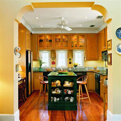 coastal inspired kitchens inspired kitchen ideas southern living 2271