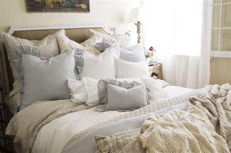 shabby chic bedding vintage styles homefurnitureorg