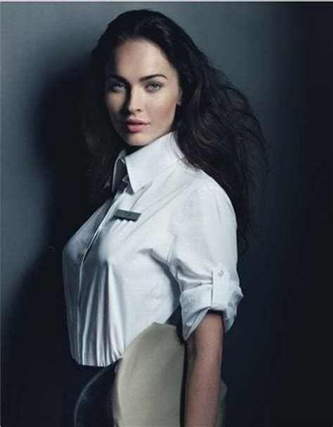 Megan Fox On The Cover Of Famous W Magazine (25 Pics