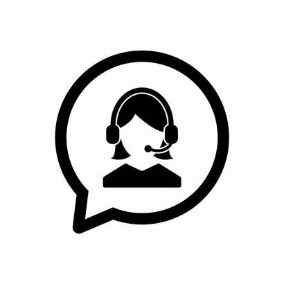 Admin Vector Clip Office Icon Customer Service