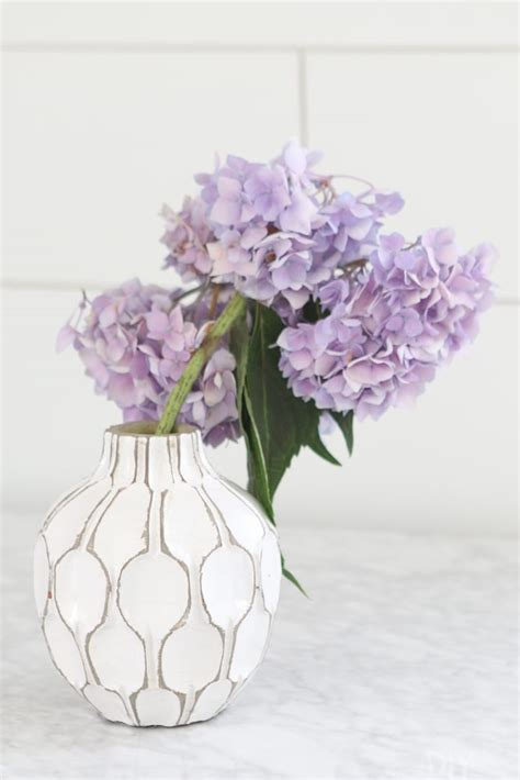 How To Revive Roses In A Vase - how to revive droopy hydrangeas instead of throwing them away