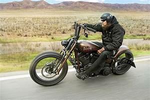 Custom Harley Softail Slim