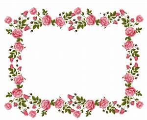 rose border clipart - Jaxstorm.realverse.us   Clip art for ...