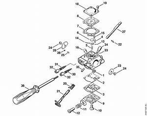 my stihl fs 40 strimmer refuses to start not even a With stihl fs 80 parts diagram to download stihl fs 80 parts diagram just