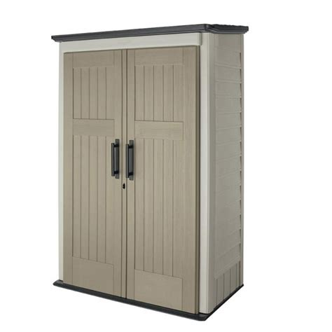 vertical outdoor storage cabinet rubbermaid outdoor storage cabinet storage designs