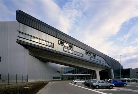 bmw central building  leipzig germany  zaha hadid