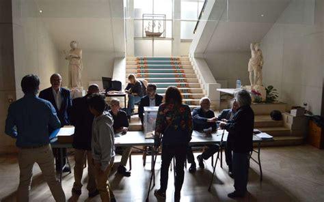 bureau de vote 15 biarritz le beau temps n a pas freiné les électeurs