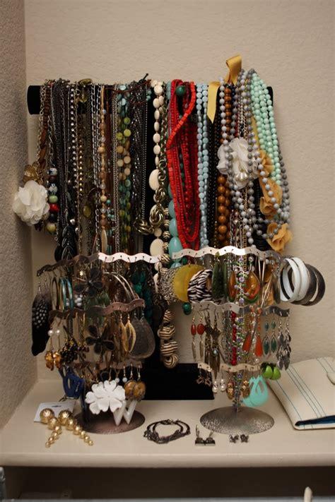 jewelry storage creative ways diy jewellery crafty way display