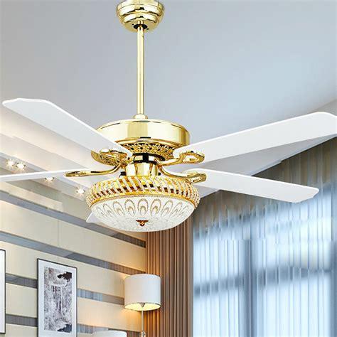 bedroom ceiling fans with lights fashion vintage ceiling fan lights european style fan