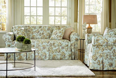 Living Room Covers by 2017 Decorating Trends With Floral Sofas In Style