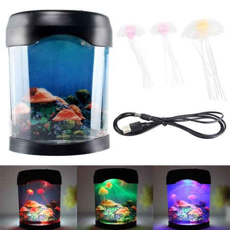 Jellyfish Mood L Australia by Jellyfish Fish Tank Decor Color Changing L Mood Led