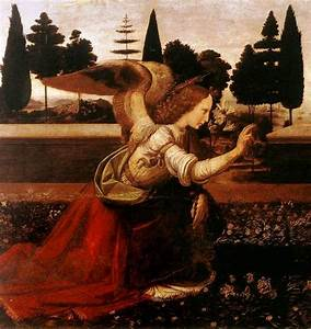 ANGELS: FAMOUS PAINTINGS OF HEAVENLY CREATURES