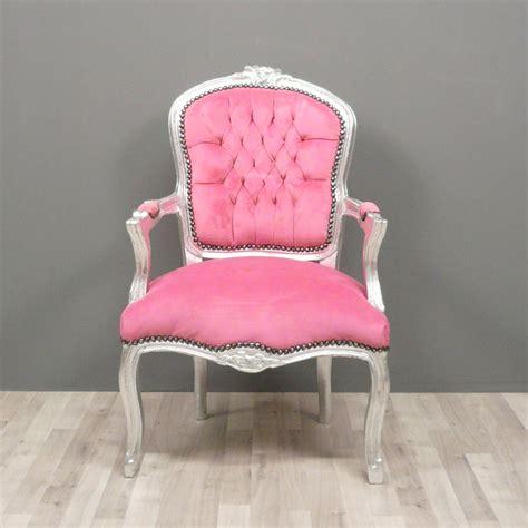 fauteuil baroque de style louis xv fauteuils baroques