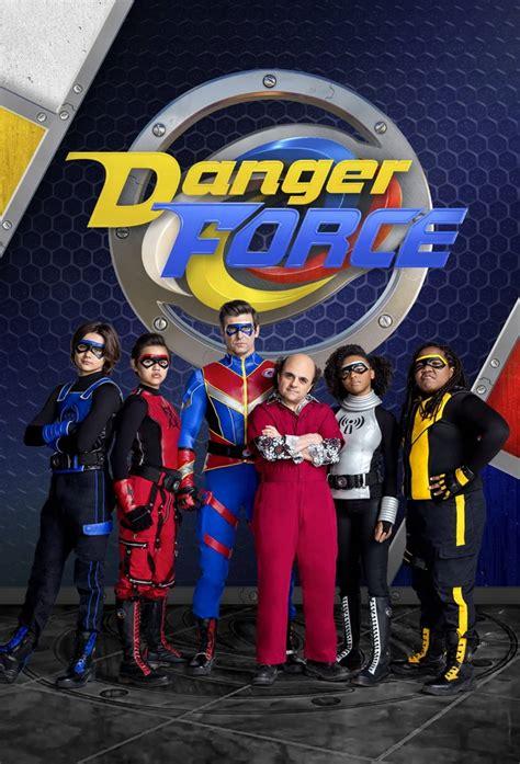 Danger Force - TheTVDB.com