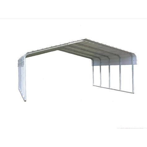 canadian tire kitchen faucets versatube 20 ft w x 20 ft l x 7 ft h steel carport