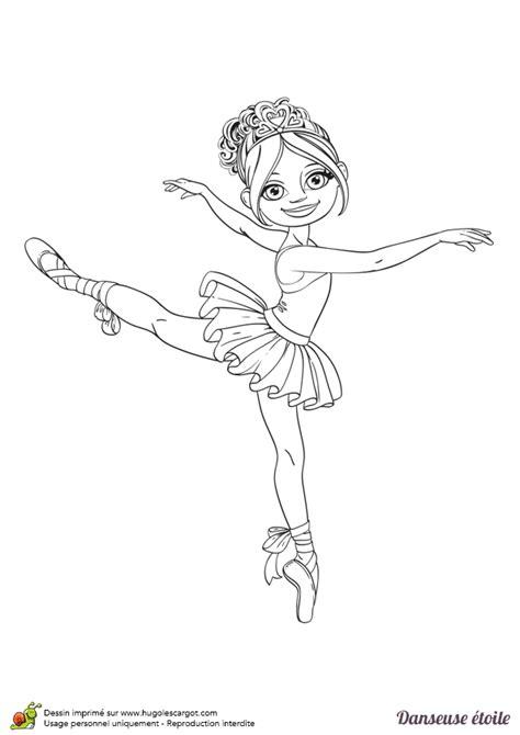 dessin de danseuse moderne jazz le joli petit saut de la danseuse 233 toile 224 colorier pour plus de charme coloriages de danse