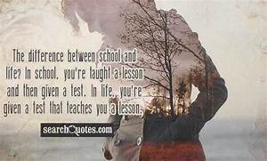 Inspirational S... School Search Quotes