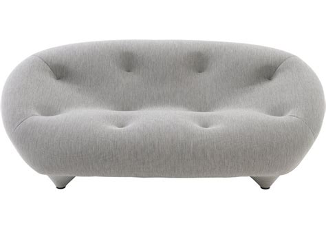 canapé ploum ligne roset ploum ligne roset 2 seater sofa with low backrest milia shop