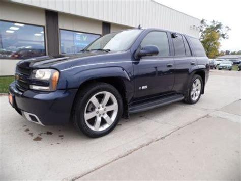 Purchase Used 2008 Chevrolet Trailblazer Ss Blue 24k Mi