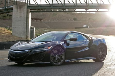 the revolutionary 2017 acura nsx to hit american streets