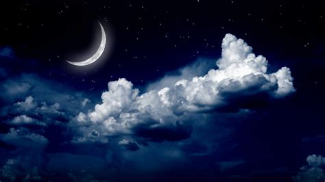 Moon And Clouds Wallpaper by Beautiful Moon Clouds Wallpaper For Desktop