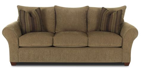 buy klaussner fletcher sectional confidently