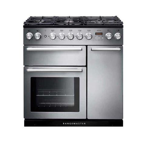 Kitchen Master Cooker by Rangemaster Nexus Range Cooker Improved Grill Rotary
