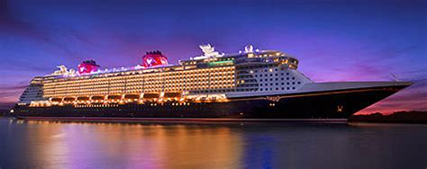 inside the magic to cover the disney inaugural magical preview cruise from disney cruise