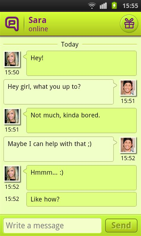 qeep chat flirt friends apk    getjar