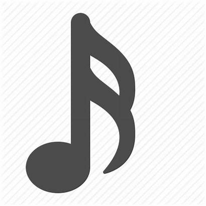 Note Notes Icon Musical Sheet Icons Sixteenth
