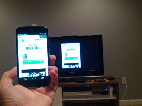 iphone chromecast mirroring firefox screen mirroring in the works still an experiment