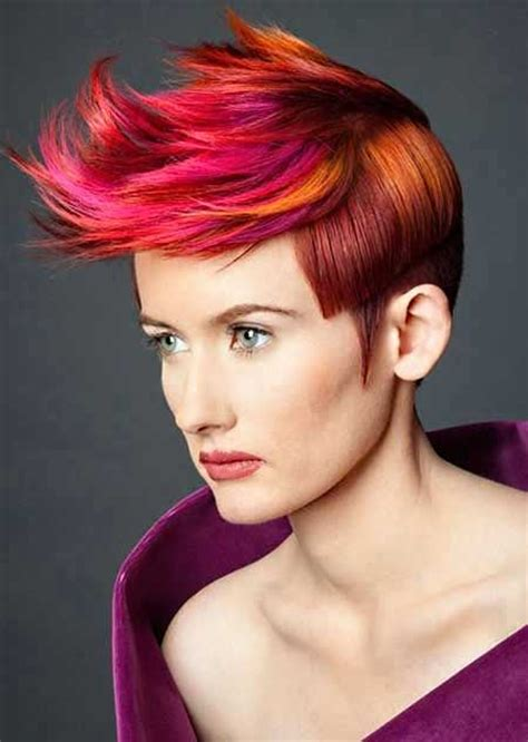 Coloured Hairstyles by 35 Hair Color Ideas Hairstyles 2017 2018