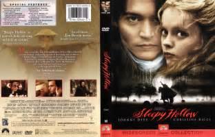 Sleepy Hollow DVD-Cover