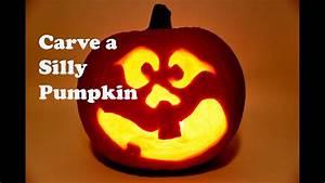 Pumpkin, Carving, How, To, Carve, A, Pumpkin, Silly, Cute, Pumpkin, Carving, Pumpkin, Faces