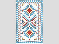 Clip Navajo Pattern Art 4