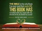 Word of the bible | Inspirational/ bible verses/Quotes ...