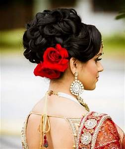 10 Indian Bridal Hairstyles For Weddings Cocktail And