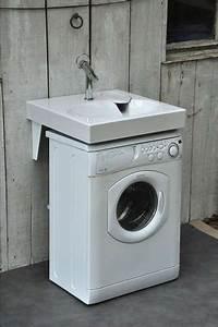 Waschmaschine Unter Waschbecken : sink to go above washing machine space saving for small homes great additional photos ~ Sanjose-hotels-ca.com Haus und Dekorationen