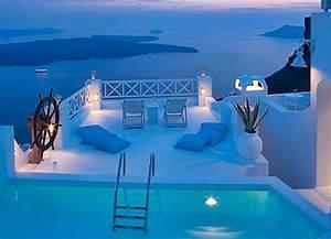 maisons blanches en grece une architecture qui nous With mobilier de piscine design 14 maison traditionnelle grecque