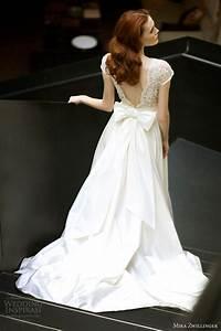 mira zwillinger 2013 2014 wedding dresses wedding With wedding dress with bow on back