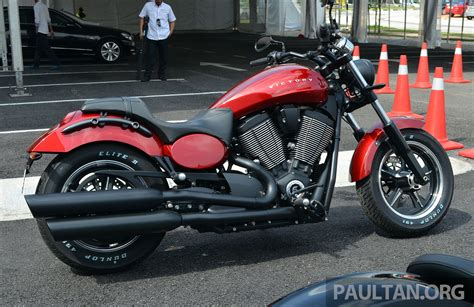 Naza Launches Victory Motorcycles Brand In Malaysia Image