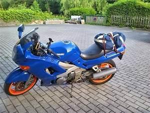 Kawasaki Zx600 Information