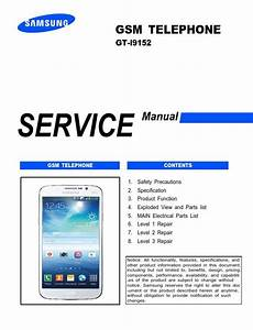Samsung Galaxy Mega 5 8 Gt I9152 Service Manual  U0026 Repair Guide