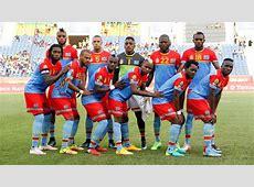 Democratic Republic of Congo's brilliant African Nations