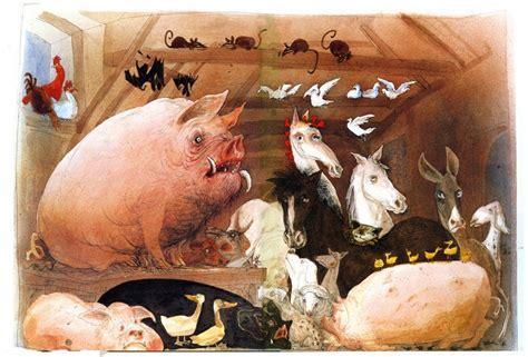 libri dagosto la fattoria degli animali  george