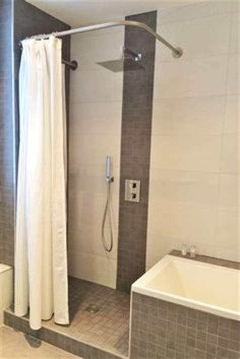 tringle 224 rideau de galbobain d angle sur mesure pour italienne salle de bain